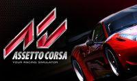 Assetto Corsa - Da oggi disponibile su Steam il nuovo Bonus Pack gratuito!