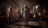 Un produttore di Anthem rassicura i fan sul futuro di BioWare