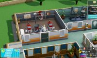 Two Point Hospital è disponibile su console
