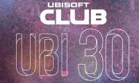Ubisoft ripropone i sette giochi gratuiti 'Ubi30'