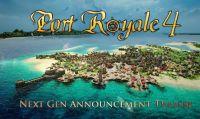 Port Royale 4 è in arrivo su next-gen