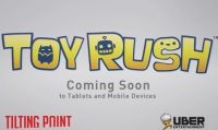 Toy Rush dal 15 maggio per iPhone, iPad e iPod Touch
