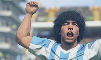 PES 2017 - Maradona e Konami risolvono la loro diatriba