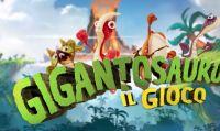 Gigantosaurus: Il Gioco è ora disponibile