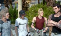 Final Fantasy XV, partenza lenta in Giappone