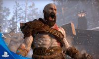 Svelato il nome del figlio di Kratos