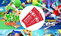 Nintendo taglia i costi dei titoli in digitale col Programma Voucher