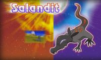 Pokémon Sole e Luna - Svelato un nuovo Pokémon 'Veleno/Fuoco'