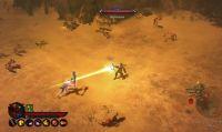 Prime immagini per Diablo III