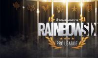 Mancano pochi giorni alle finali della Tom Clancy's Rainbow Six Pro League