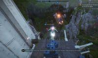 Nuovi video gameplay di Anthem ci presentano parte della missione ''Preventative Precautions''