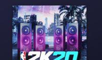 NBA 2K20: oltre 50 tracce per la più vasta colonna sonora di sempre