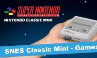 Il Mini SNES sarebbe stato presentato a porte chiuse