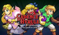 Nintendo E3 2019 - Nuovo trailer e data d'uscita per Cadence of Hyrule