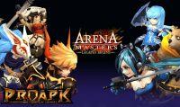 Nexon rivela le novità di Arena Masters: Legend Begins