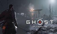 Ghost of Tsushima - Svelato il peso della patch Day One