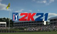 PGA TOUR 2K21 - Justin Thomas in un nuovo video con la Superstar WWE The Miz
