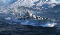 I cacciatorpedinieri europei sono pronti a salpare in World of Warships con l'aggiornamento 0.9.3