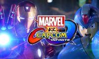 Personaggi e Settings nel nuovo video di Marvel vs. Capcom: Infinite