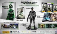 La Fifth Freedom Collector's Edition di Splinter Cell Blacklist