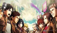 Nuovo trailer per Attack on Titan 2 e prime immagini sui costumi introdotti col primo DLC