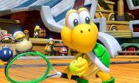 Koopa e Calamako protagonisti del nuovo trailer di Mario Tennis Aces