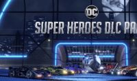 Rocket League - Annunciato il DC Super Heroes Pack