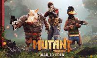 Mutant Year Zero: Road to Eden – Dal 30 luglio disponibile la Deluxe Edition