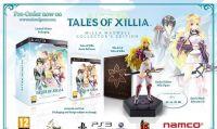 Annunciata la Collector's edition e la D1 Edition di Tales of Xillia