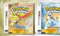 Svelati i contenuti delle versioni retail giapponesi di Pokémon Oro e Argento