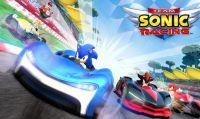 SEGA svela un nuovo brano e un nuovo tracciato di Team Sonic Racing