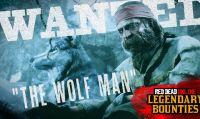 Red Dead Online - Avvistato l'Uomo lupo nei pressi del Lago Isella