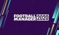Football Manager 2020 è finalmente disponibile
