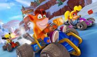 CTR Nitro-Fueled - Disponibile un tema dinamico per PS4