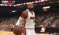 Primo screenshot di NBA 2K14 versione PS4