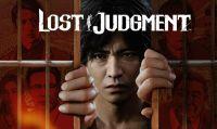 Lost Judgment è ora disponibile