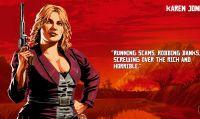 Rockstar Games parla delle donne di Red Dead Redemption 2