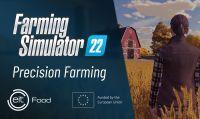 Farming Simulator 22 - Annunciato il DLC Precision Farming finanziato dall'UE