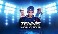 Tennis World Tour - Nuove date di lancio per le versioni Switch e PC