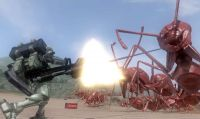 Nuove immagini e un trailer per Earth Defense Force 2025