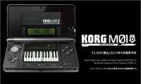 Korg M01D atteso sull'eShop 3DS questa estate