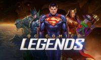 DC Legends - Eroi e Antieroi 'a portata di mano'