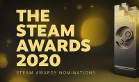 Svelati i vincitori degli Steam Awards 2020