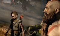 God of War - Nuove immagini del poster esposto a Los Angeles