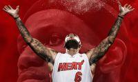 LeBron James scelto per la cover di NBA 2K14