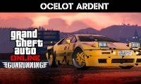 Nuovi contenuti per GTA Online - Ecco la Ardent