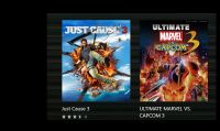 Just Cause 3 e Ultimate Marvel vs Capcom 3 disponibili su Xbox Game Pass