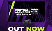 Football Manager 2021 torna su Xbox dopo oltre dieci anni