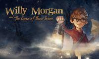 Willy Morgan è ufficialmente disponibile su Nintendo Switch