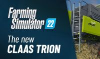 CLAAS TRION: L'anteprima mondiale è su Farming Simulator 22